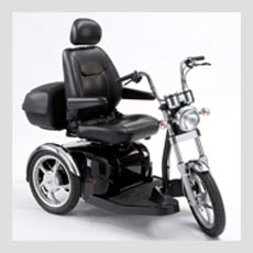 The CareCo Cruiser Mobility Scooter